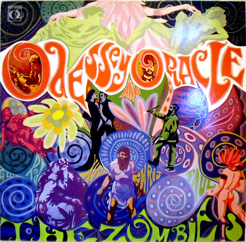 Zombies Odessey And Oracle Records Lps Vinyl And Cds